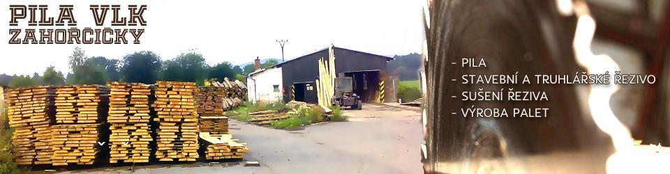 Pila Vlk Zahorčičky